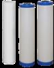 Комплект картриджей для фильтра воды Водолей-БКП высокопроизводительный !!! Цена для участников АРГО